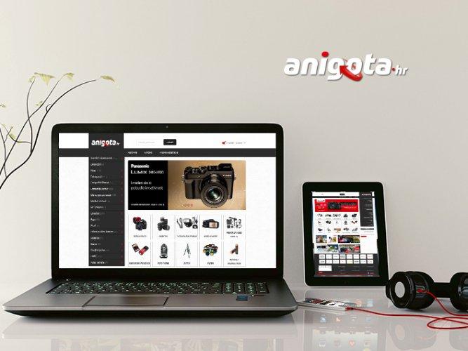 Anigota webshop