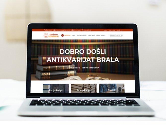 Knjižara Brala Shop