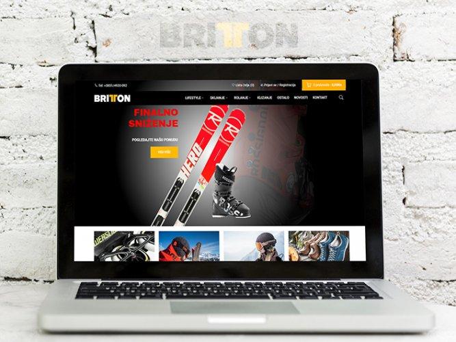 Britton Webshop