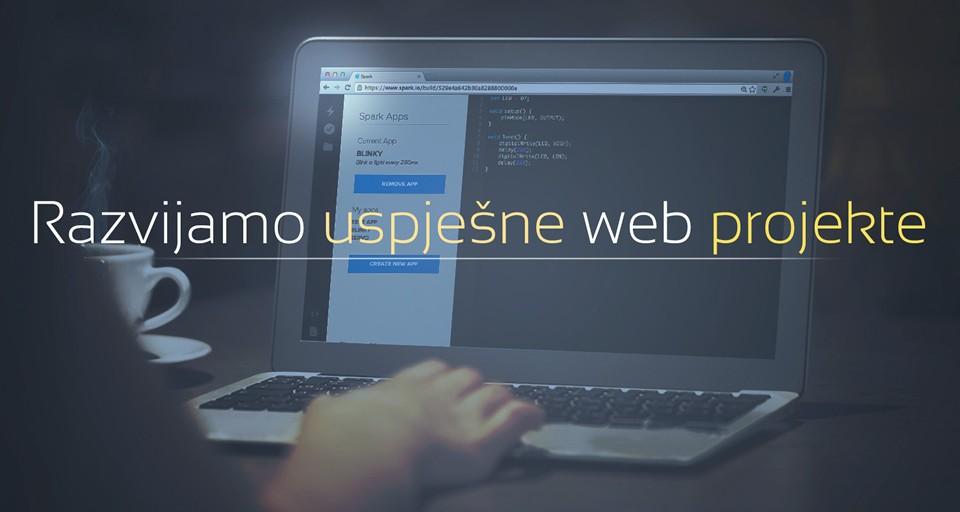 razvoje web projekata